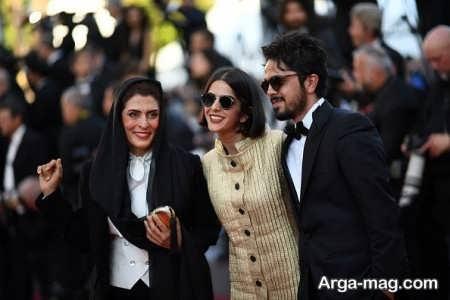 پوشش بازیگران در جشنواره فیلم کن
