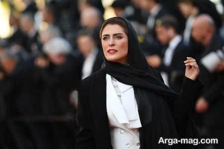 پوشش بازیگر زن ایرانی در جشنواره فیلم کن