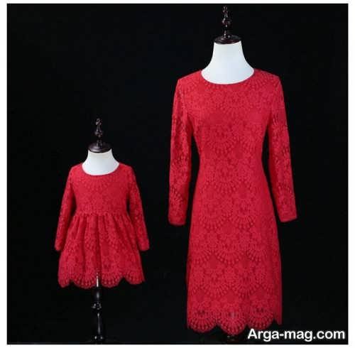 مدل لباس مجلسی ساده و ست