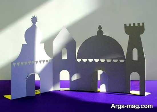 طراحی زیبای مسجد