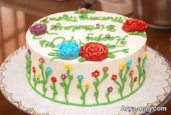 طراحی ایده آل کیک