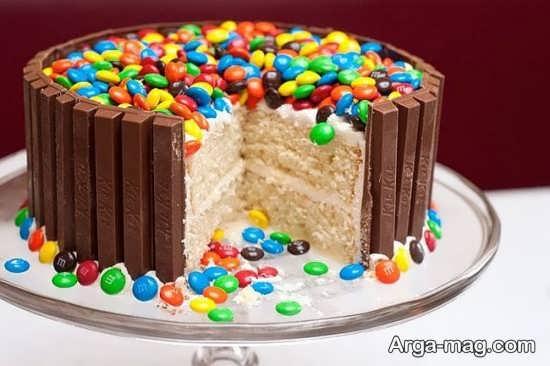 طراحی فوق العاده کیک