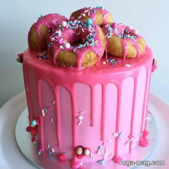 طراحی شیک کیک