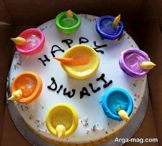 طراحی بی نظیر کیک