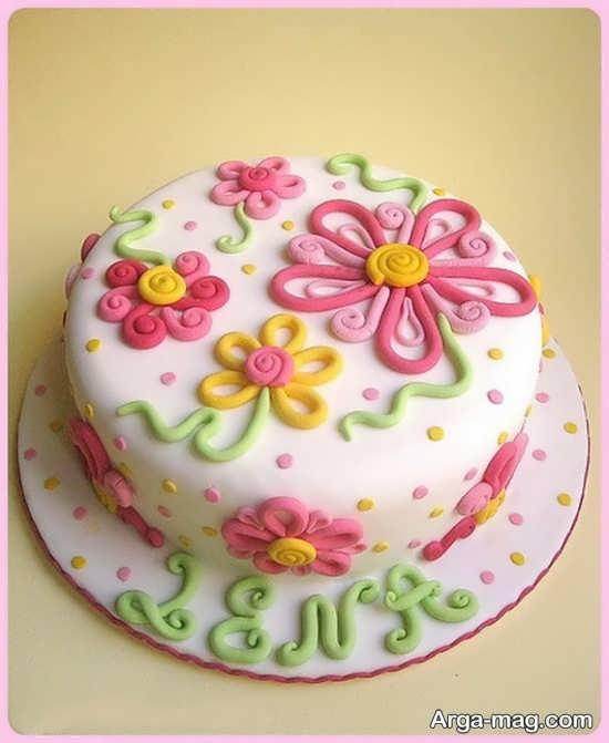 تزیین عالی کیک