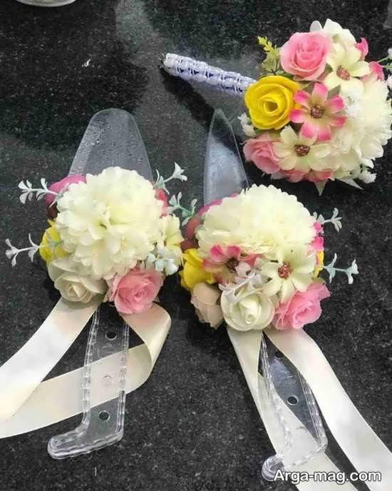 تزیین جذاب کارد عروسی