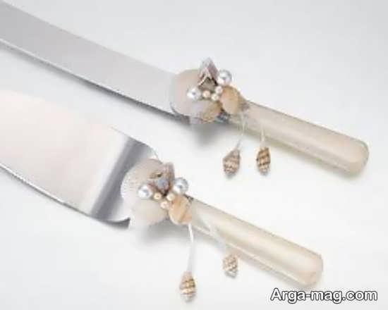تزیین چاقو با ایده خلاقانه