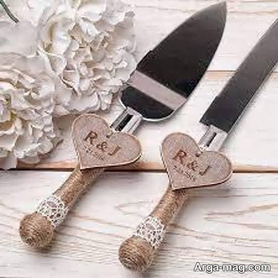 دیزاین جالب چاقوی عروسی