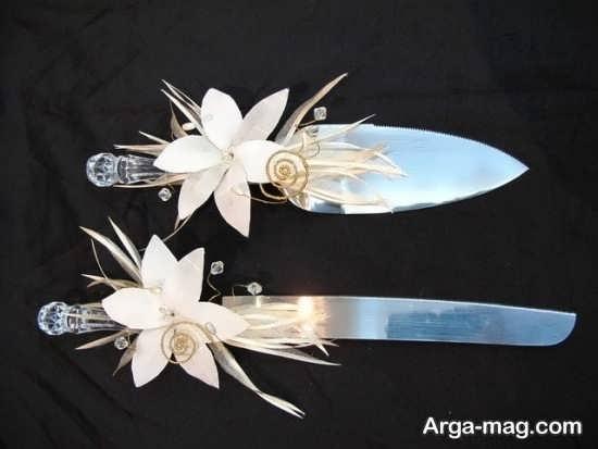 طراحی زیبای چاقو