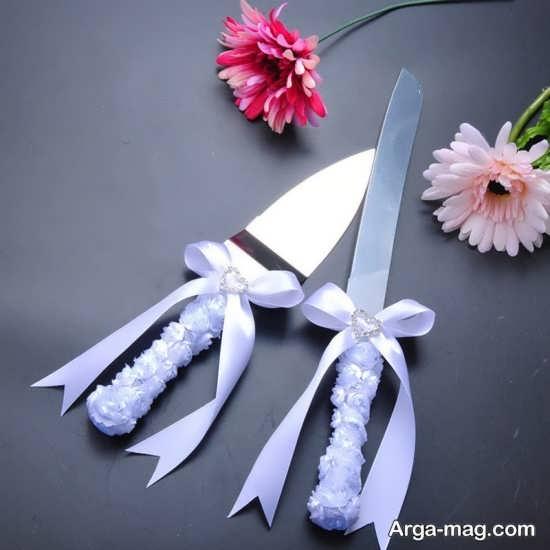 چاقو با تزیین فوق العاده