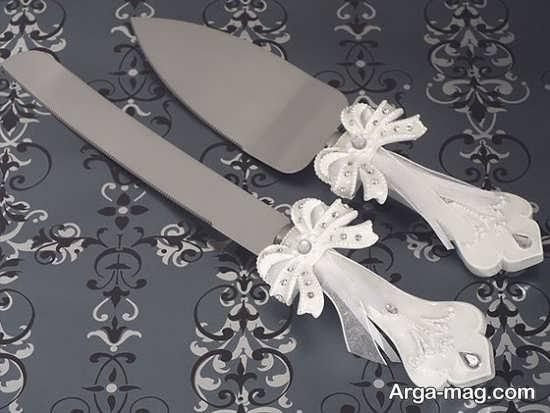 چاقو با تزیین شیک