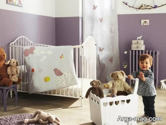 تزیین جذاب اتاق کودک