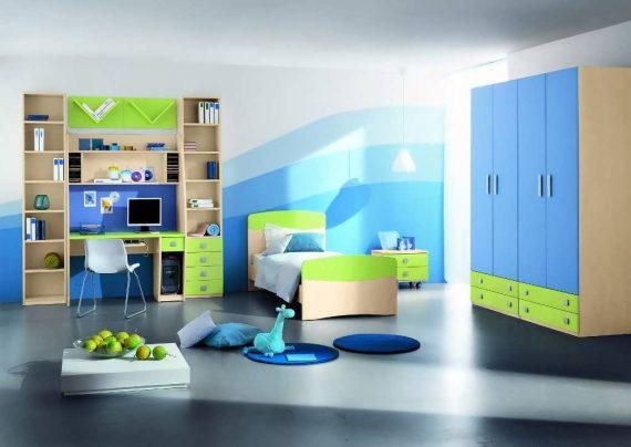 طراحی جذاب اتاق کودک