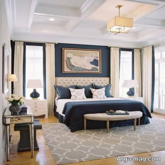 چیدمان فوق العاده اتاق خواب