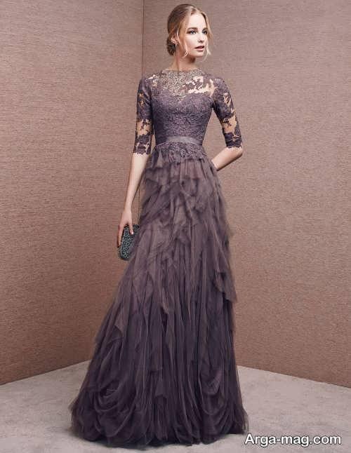 مدل لباس دخترانه زیبا و بلند