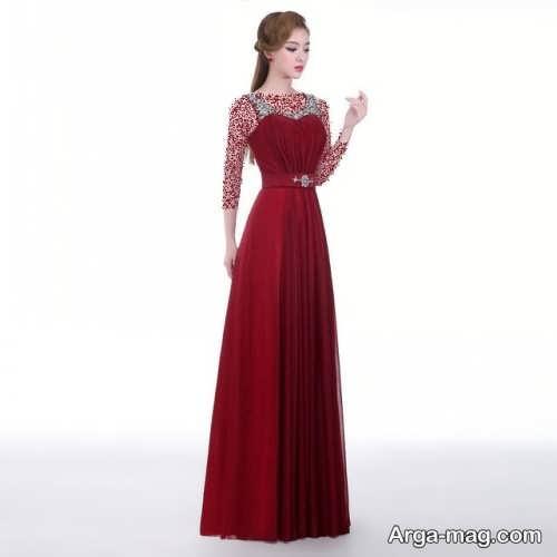 مدل لباس کره ای بلند
