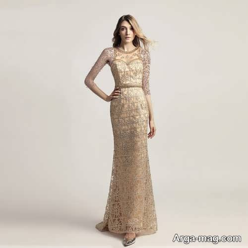 مدل لباس دخترانه شیک و بلند