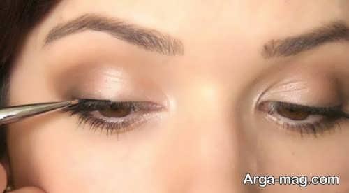 زدن خط چشم