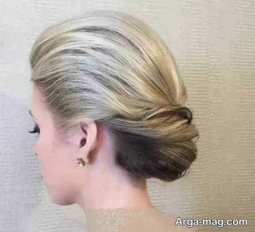 مدل آرایش موی زیبا فرانسوی