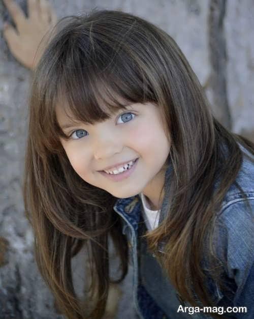 Girls haircuts 10 - جدیدترین انواع مدل موی دختر بچه ها برای موهای بلند و کوتاه