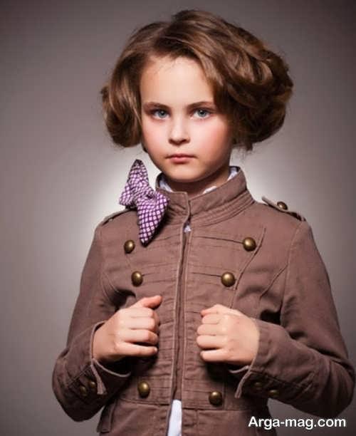 Girls haircuts 12 - جدیدترین انواع مدل موی دختر بچه ها برای موهای بلند و کوتاه