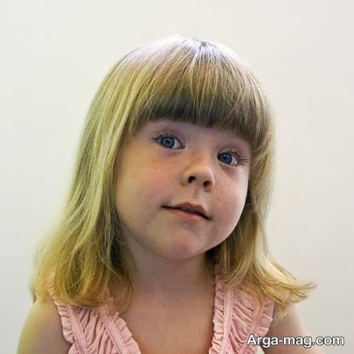 Girls haircuts 16 - جدیدترین انواع مدل موی دختر بچه ها برای موهای بلند و کوتاه