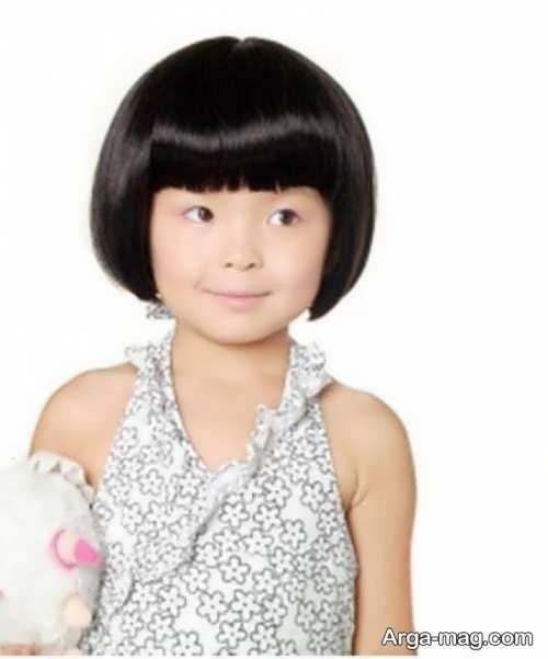 Girls haircuts 18 - جدیدترین انواع مدل موی دختر بچه ها برای موهای بلند و کوتاه
