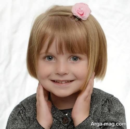 Girls haircuts 19 - جدیدترین انواع مدل موی دختر بچه ها برای موهای بلند و کوتاه