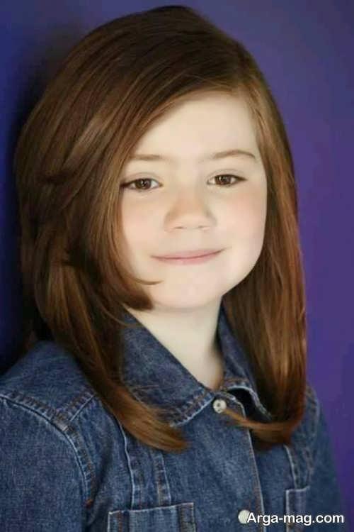 Girls haircuts 20 - جدیدترین انواع مدل موی دختر بچه ها برای موهای بلند و کوتاه