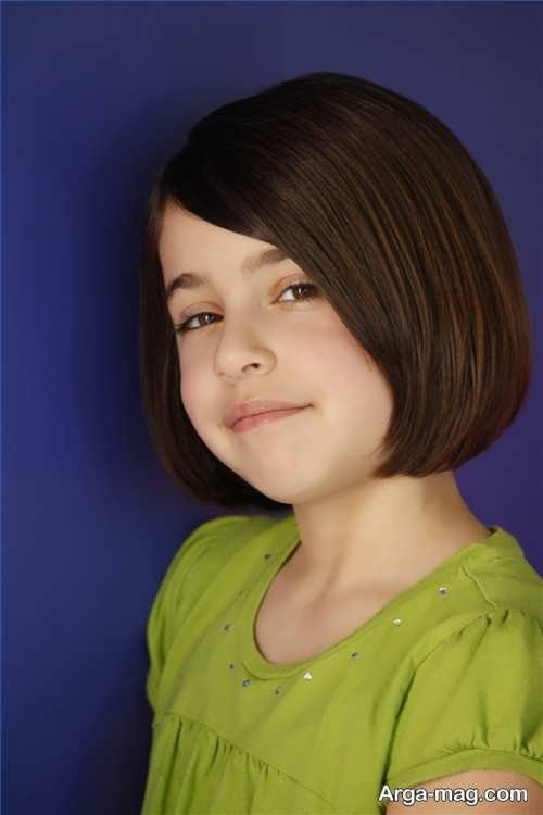 Girls haircuts 23 - جدیدترین انواع مدل موی دختر بچه ها برای موهای بلند و کوتاه