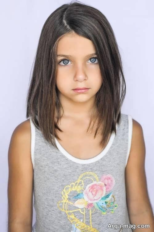 Girls haircuts 25 - جدیدترین انواع مدل موی دختر بچه ها برای موهای بلند و کوتاه