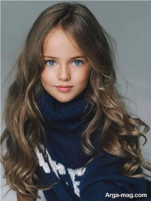 Girls haircuts 28 - جدیدترین انواع مدل موی دختر بچه ها برای موهای بلند و کوتاه