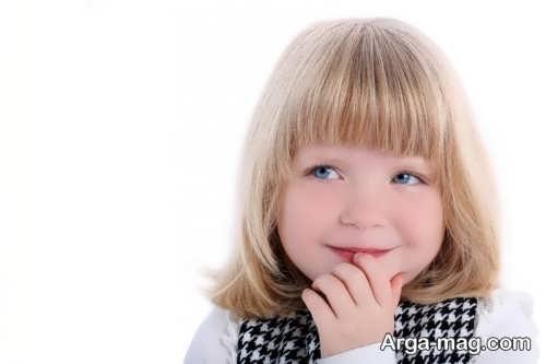Girls haircuts 3 - جدیدترین انواع مدل موی دختر بچه ها برای موهای بلند و کوتاه