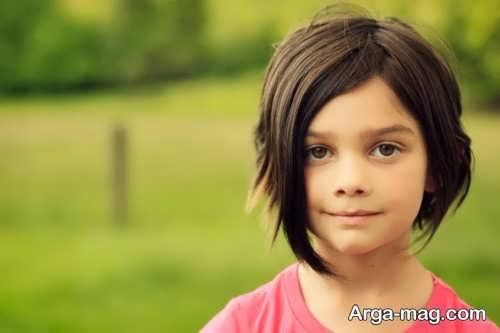 Girls haircuts 4 - جدیدترین انواع مدل موی دختر بچه ها برای موهای بلند و کوتاه