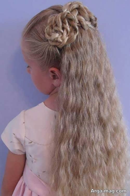 Girls haircuts 6 - جدیدترین انواع مدل موی دختر بچه ها برای موهای بلند و کوتاه