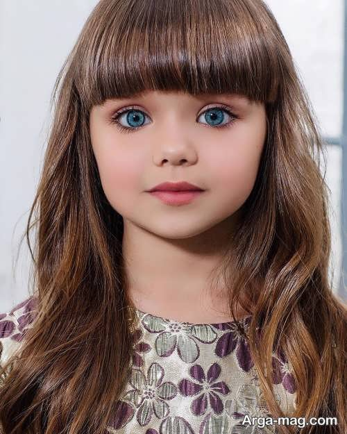 Girls haircuts 7 - جدیدترین انواع مدل موی دختر بچه ها برای موهای بلند و کوتاه