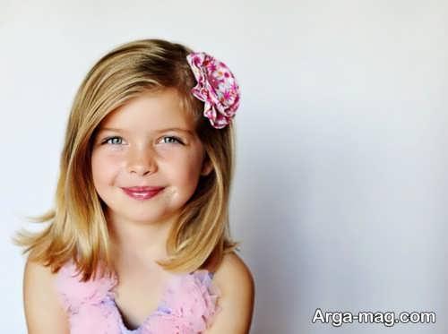 Girls haircuts 9 - جدیدترین انواع مدل موی دختر بچه ها برای موهای بلند و کوتاه