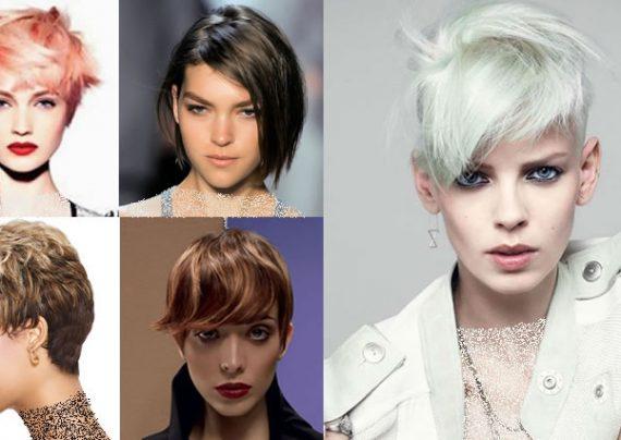 رنگ مو برای موهای کوتاه