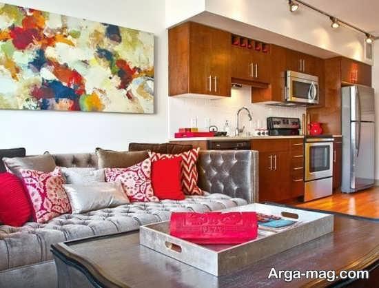 دیزاین زیبای منزل با وسایل ارزان