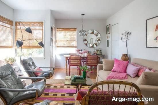 تزیین متفاوت منزل با وسایل ارزان