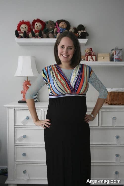 مدل پیراهن راحتی بارداری