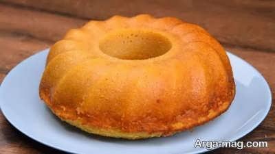 دستور پخت کیک با آرد ذرت