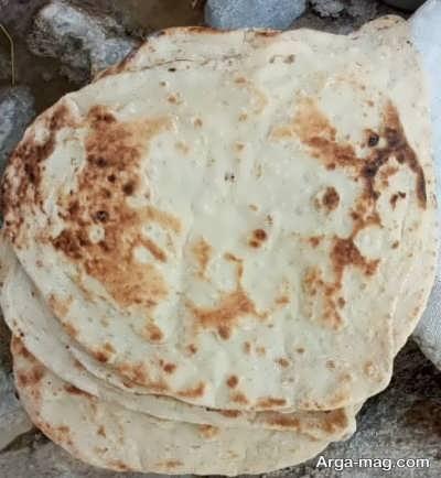 روش پخت نان قابلمه ای