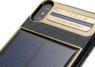شارژ باتری خورشیدی