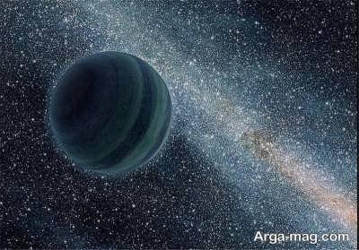 سیاره ترسناک
