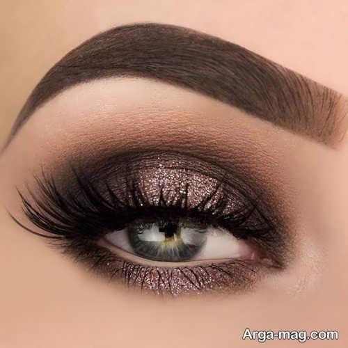 مدل سایه چشم زنانه