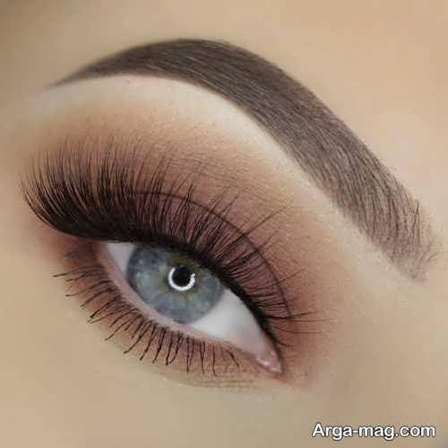 مدل سایه چشم ساده و زیبا