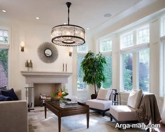 ایده های نورپردازی دکوراسیون داخلی منزل
