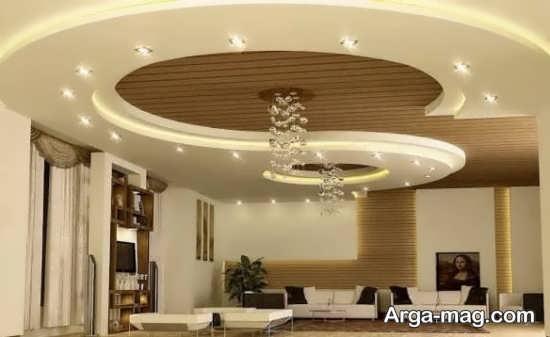 بهترین نورپردازی برای اتاق نشیمن