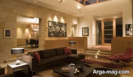 Living room lighting 8 - راهنمای نورپردازی اتاق پذیرایی و اصول آن